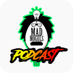 Mad Moguls Podcast Logo