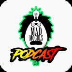 Mad Moguls Podcast Logo